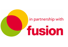 Mendip Sport and Fitness Logo - Fusion
