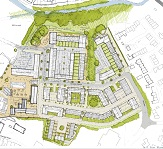 An image relating to Saxonvale Second Public Consultation / Emerging Masterplan