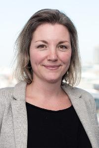 Image of Councillor Lucie Taylor Hood