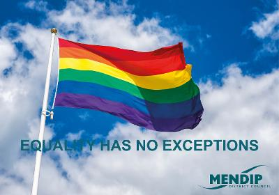 Rainbow - equality has not exceptions