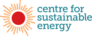 Centre for Sustainable Energy lolo