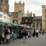 An image relating to Experience a mega-market in Wells this Christmas!