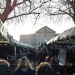 An image relating to Festive market was sell-out success