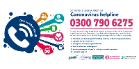 An image relating to Somerset's councils and healthcare teams are getting in touch with people to check on their welfare