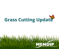 An image relating to Mendip resumes grass cutting - but is mindful of wildlife
