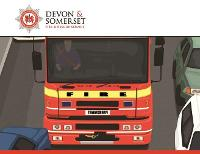 An image relating to Somerset Waste Partnership crews to help fire service tackle problem parking