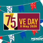 An image relating to Mendip remembers: join us for a virtual VE Day tribute
