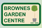 An image relating to COVID-19: Brownes Garden Centre