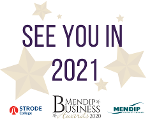 An image relating to Mendip Business Awards 2020 cancelled
