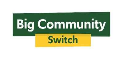 Big Community Switch logo