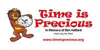 An image relating to Council staff support local charity, Time is Precious, for another year