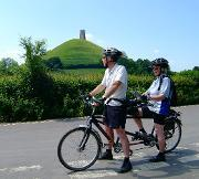 An image relating to Mendip's multi-user paths project to transform travel, gains momentum