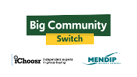 An image relating to Spring clean your energy bills with the Big Community Switch